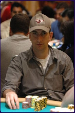 Erik Seidel at the 2006 World Poker Tour Five Diamond | Photo by flipchip / LasVegasVegas.com