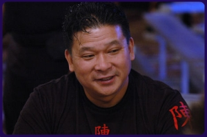 John Chan in 2006 World Series of Poker at Rio Las Vegas | photo by flipchip/lasvegasvegas.com