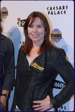 Annie Duke at the 2010 NBC National Heads-Up Poker Championship | photo by flipchip • lasvegasvegas.com