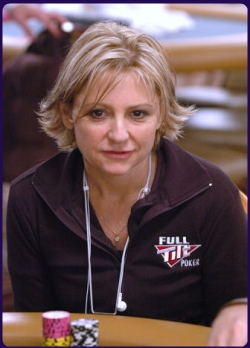 Jennifer Harman in 2006 World Series of Poker - Rio Las Vegas | Photo by flipchip / LasVegasVegas.com