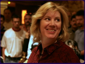 Kathy Liebert in Festa al Lago World Poker Tour 2004 | Photo by flipchip / LasVegasVegas.com