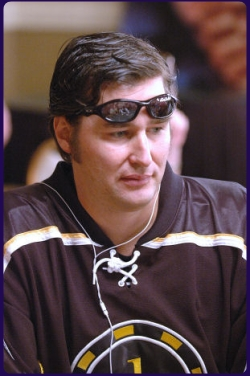 Phill Hellmuth in 2006 World Series of Poker at Rio Las Vegas | photo by flipchip/lasvegasvegas.com